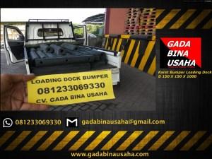 Karet Bumper D 150 X 150 X 1000