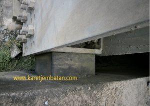 aplikasi elastomer bearing jembatan