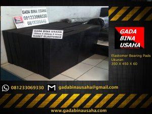 elastomer bearing pad 350 X 450 X 60