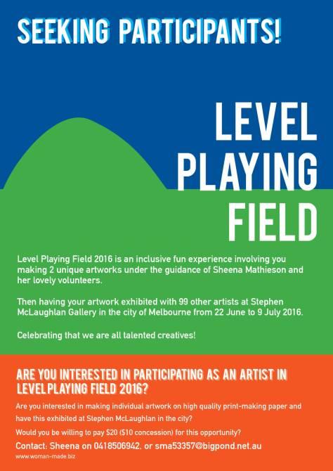 LevelPlayingField_SeekingParticipants Final
