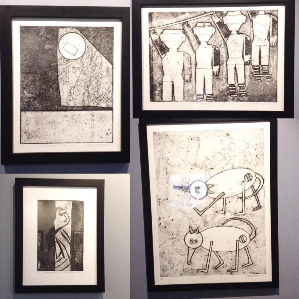 Stokers Siding Art Gallery