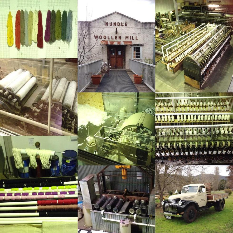 Nundle Woollen Mill