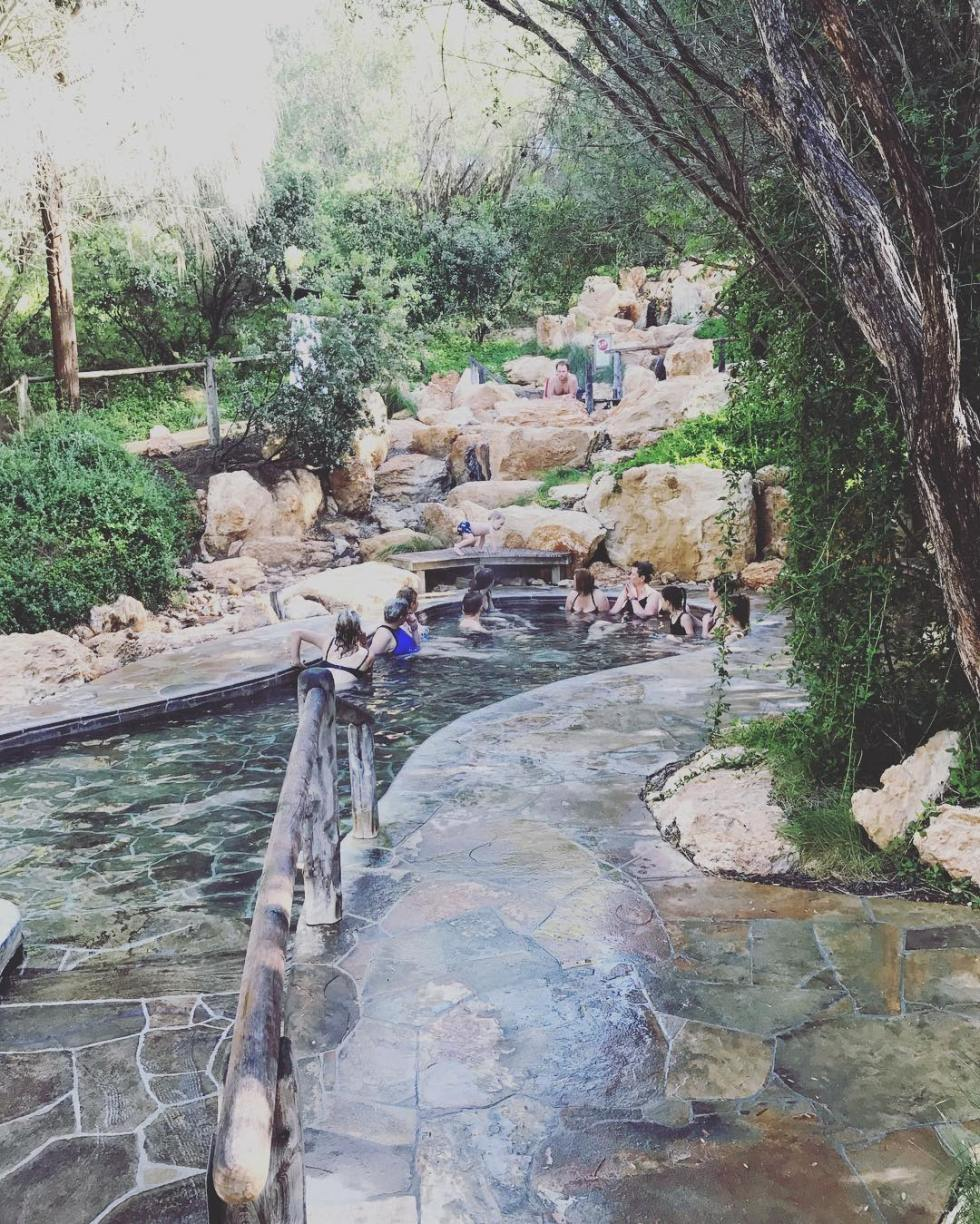Peninsula Hot Springs