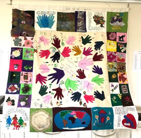 Moreland Quilt Community Arts Project - Quilt 3