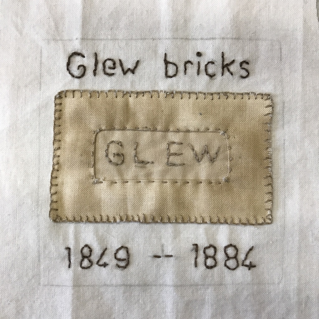 Glew bricks