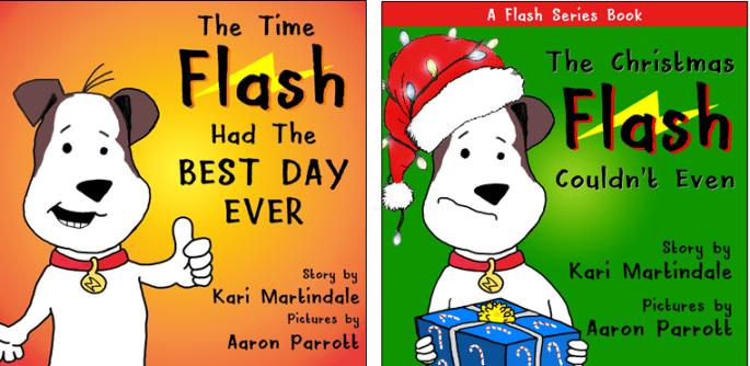 flash series books