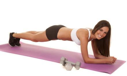 Plank, czyli deska