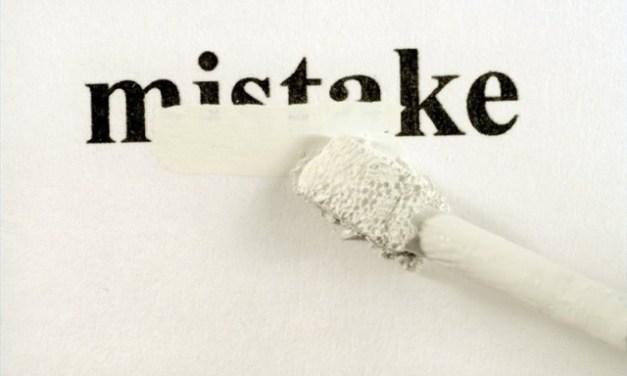 Uodpornij się na błędy