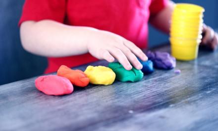 5 zabawek dla dzieci, dzięki którym zyskasz czas na pracę w domu
