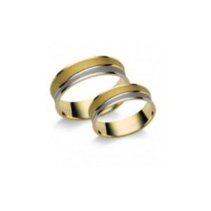 Arany eljegyzési gyűrű T2