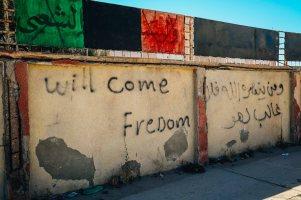 Benghazi Graffiti