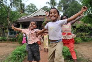 SOS Kinderdorf in Kochi (Kerala) in Indien. Foto: Frank May/picture alliance im Auftrag von SOS Kinderdörfer