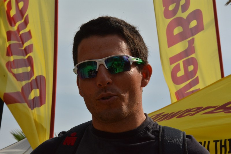 img 8917 2 - Ironman Barcelona checking in