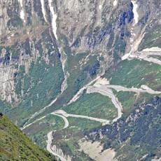 Swissman 1st Big Climb Gotthardpass