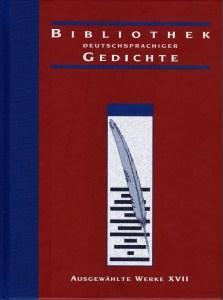 Bibliothek-deutschsprachiger-Gedichte-XVII