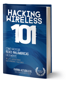 Book Cover: Wireless Hacking 101