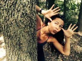 Wildlife crossing signs - Karina Noriega