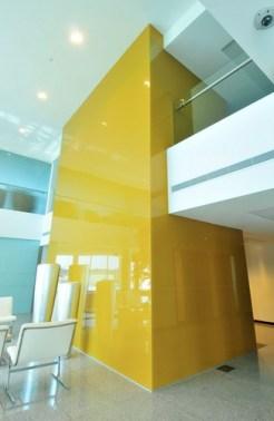 Glass Splash cristal diseño moderno
