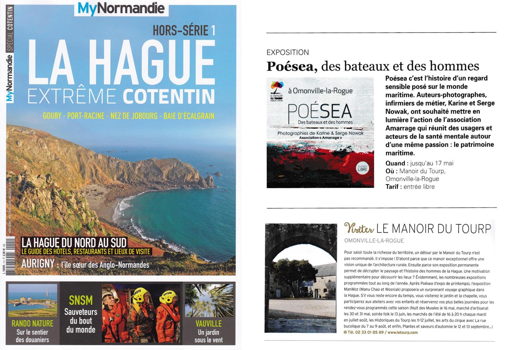 Magazine My Normandie Karine Nowak Photographe