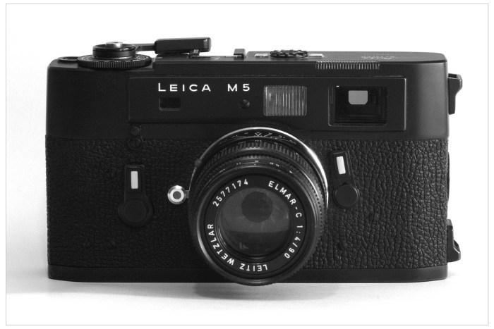 Leica M5 - LEICA MANIA, LEICA МАНИЯ, Karine Nowak Photographe