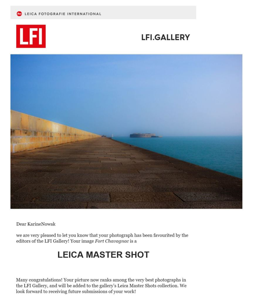 Leica Fotografie International - Karine Nowak