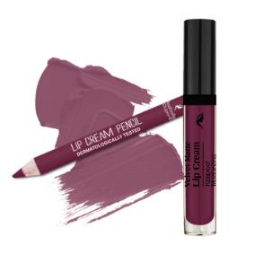 crayon +rouge à lèvres Duo lipcream Onikha