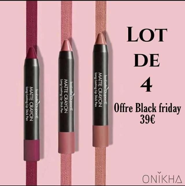 Offres black Friday Onikha