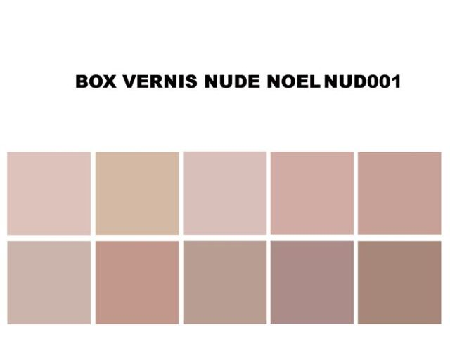 couleur box nude onikha