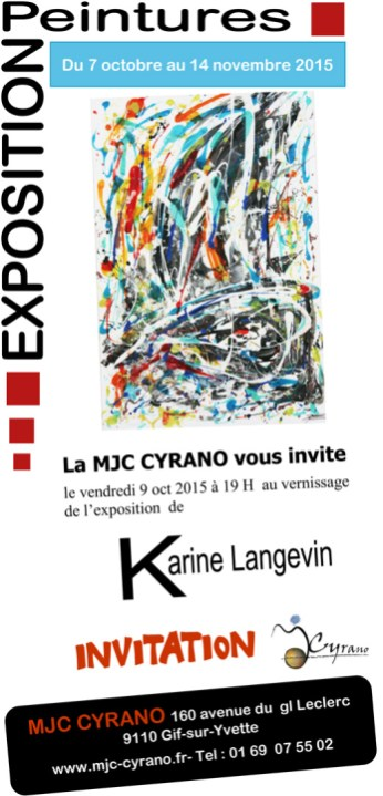Invit vernissage K