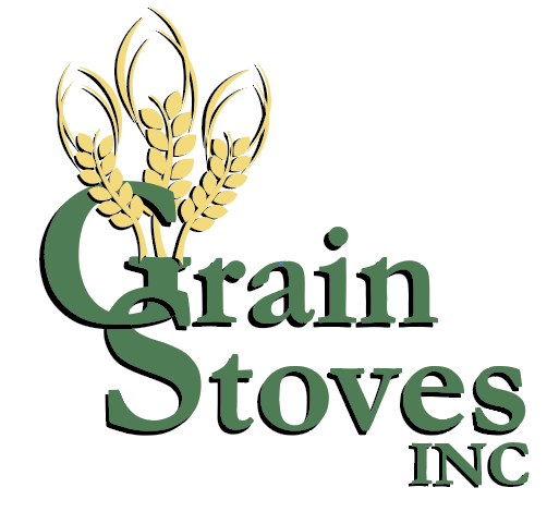 Grain Stove Vertical Logo