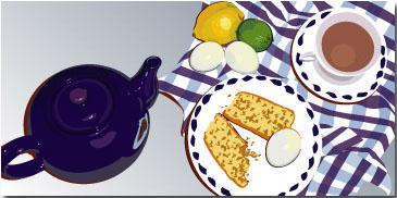 Tea Time | Burlodge
