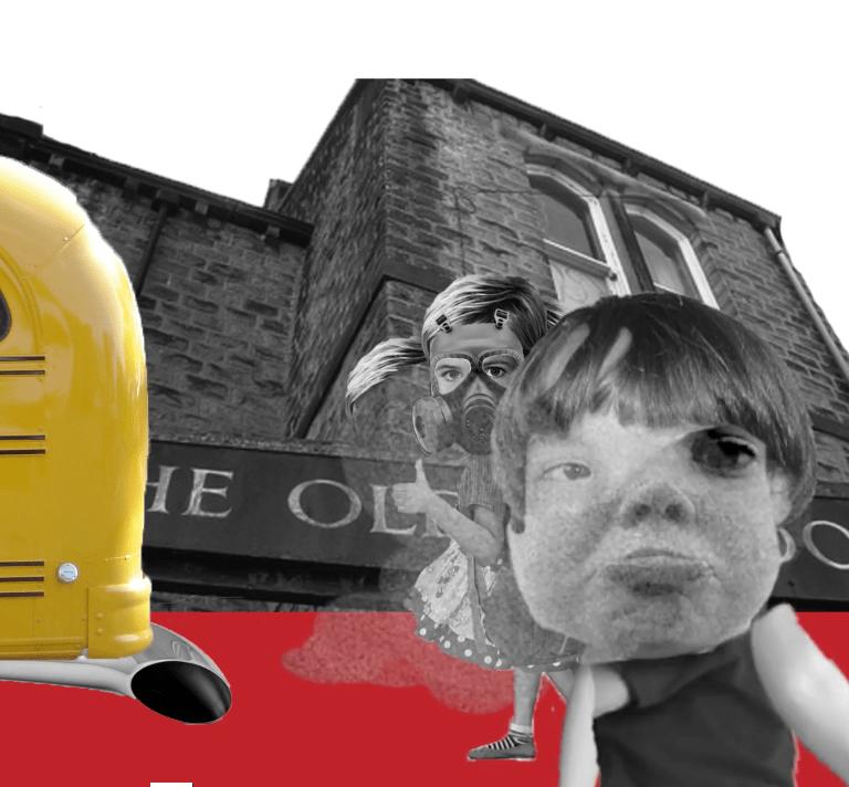 Poisoning the Flâneur | School Scene