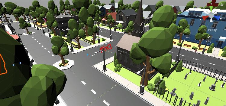 City Shot | Drift Video Game