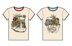 6. Chris Dedinsky: T-Shirt Design Series