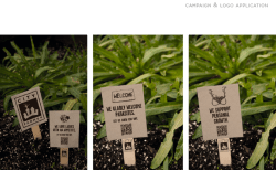 15. Jessica Marte: Garden Signage QR Series