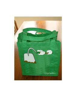 10. Cameron Sallows: Hoe Bag