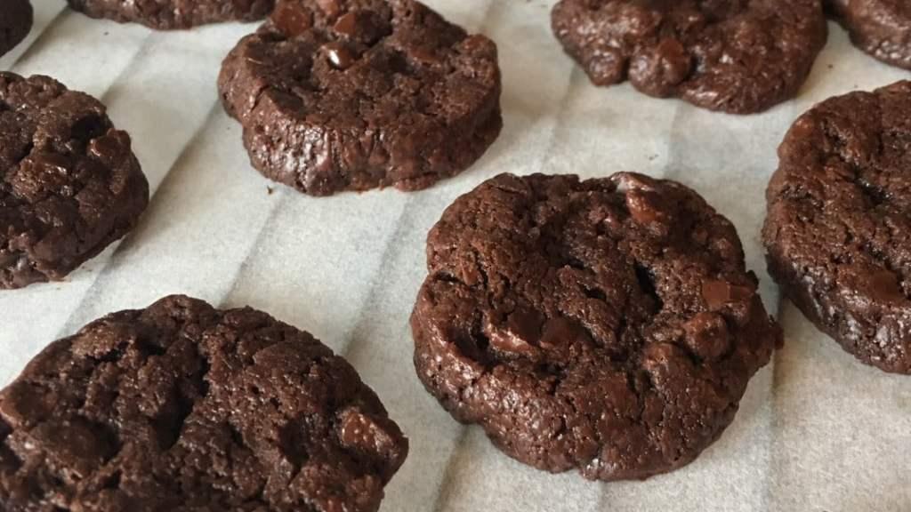 biscuit Pierre Hermé cuisson