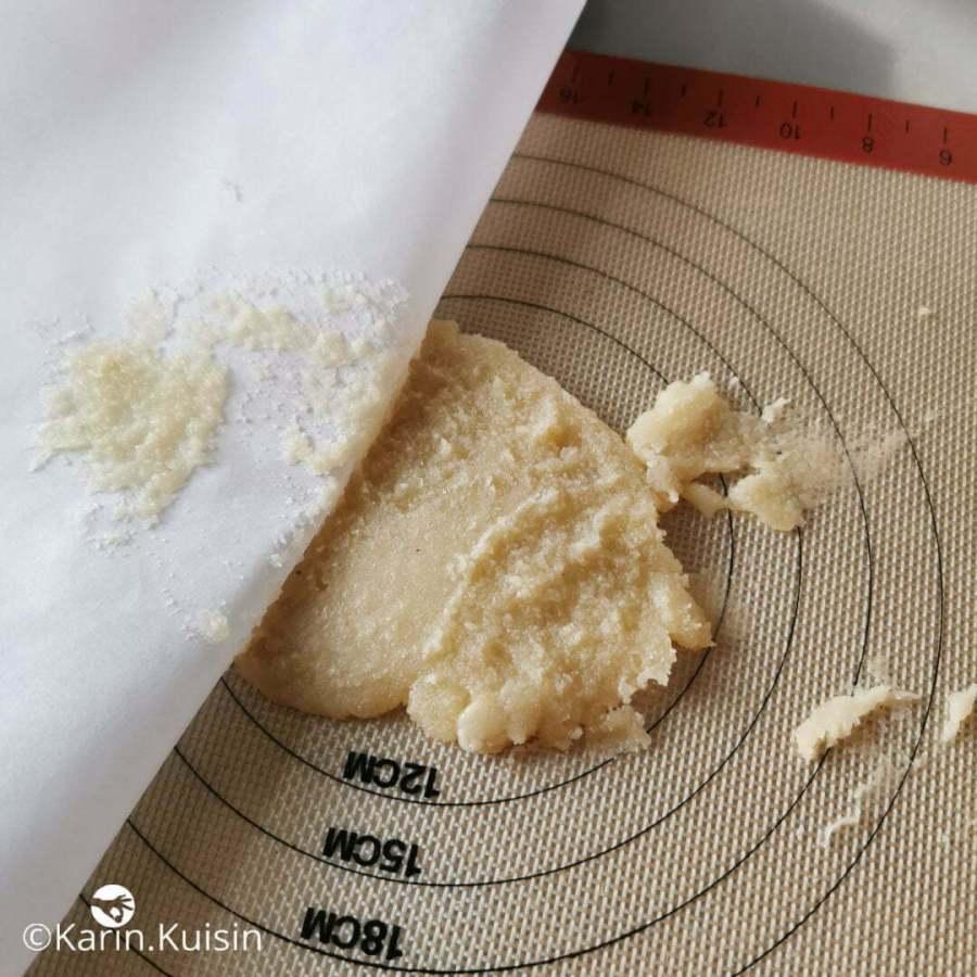 pâte amande ferme repère