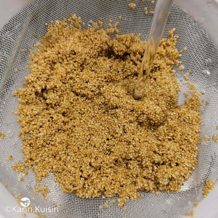 quinoa laver