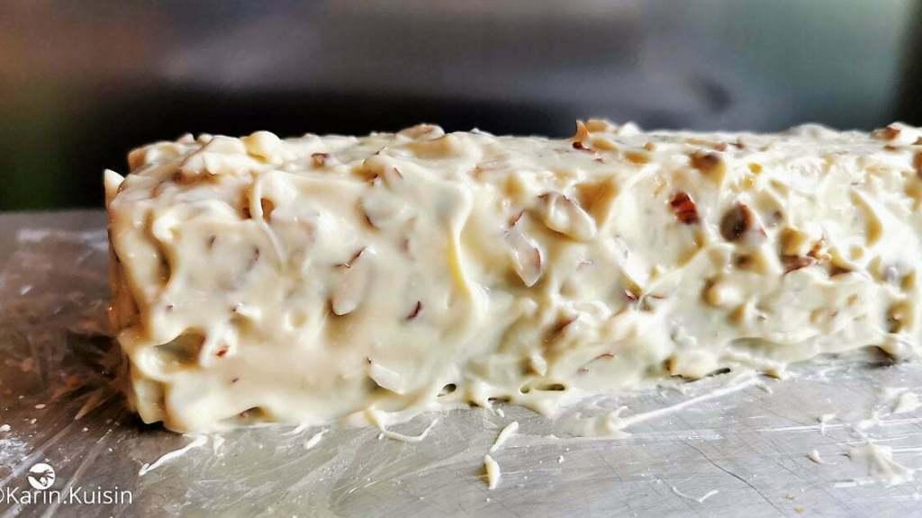 cake glaçage rocher blanc final