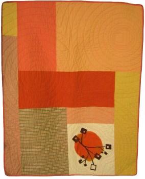Orange Quilt, 2007