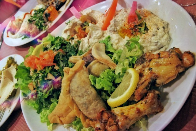 feyrouz_lebanese_restaurant_paris_assorted_mezze