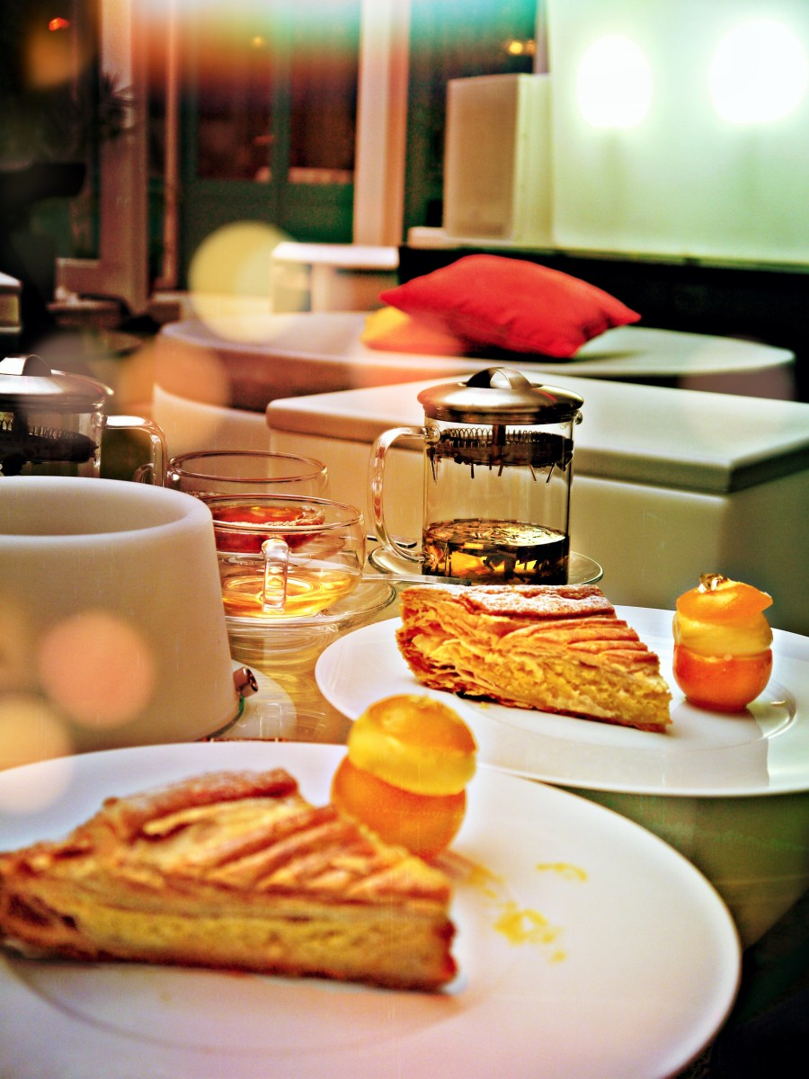 A winter tea time - The Westin Paris - Vendôme