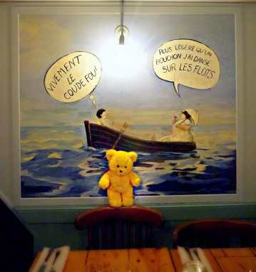 le_coude_fou_french_bistrot_restaurant_wine_bar_vin_marais_monsieur_kodak_bear_2