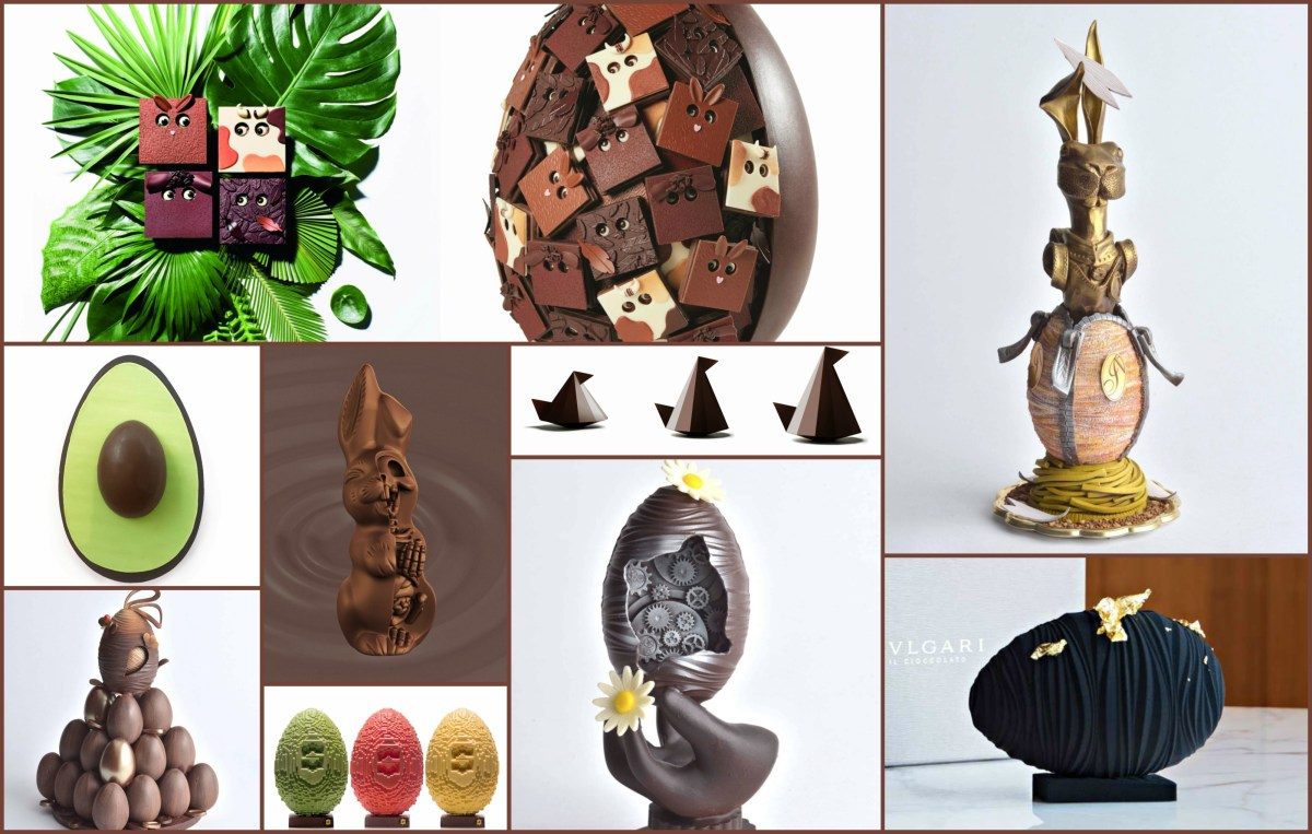 Easter chocolate 2017 | Arty international selection