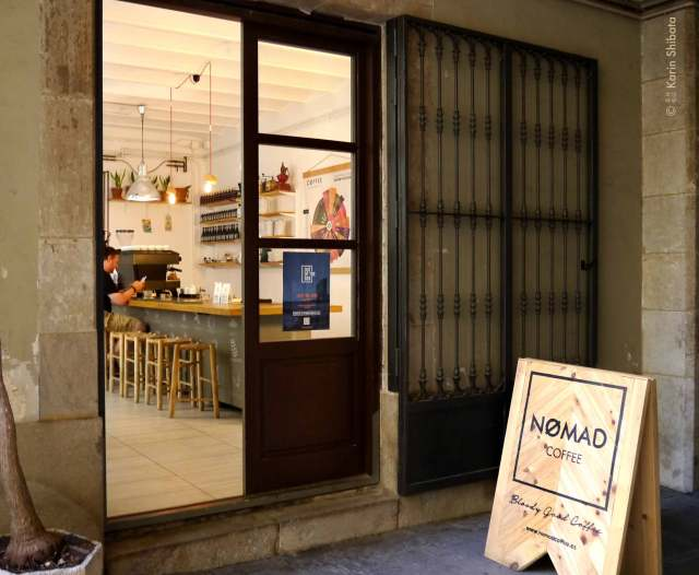 nomad coffee lab & shop best speciality coffee shops barcelona