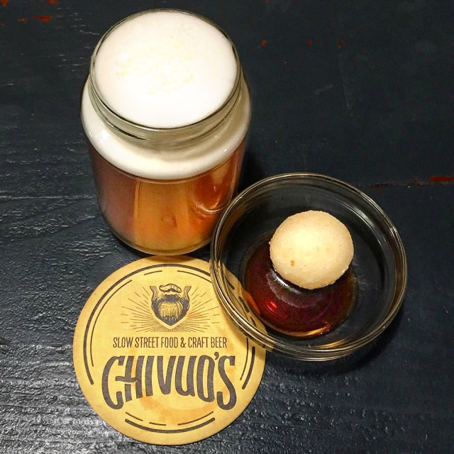 chivuo's burger barcelona craft beer