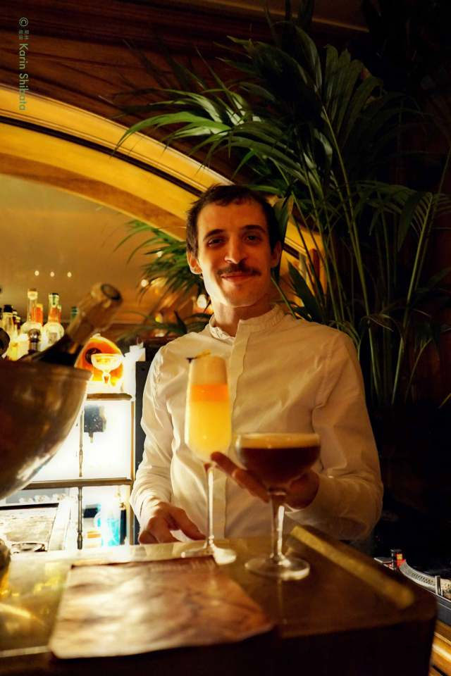 simon challopai etage coquin cocktail mixology speakeasy paris chez ma belle mere 6