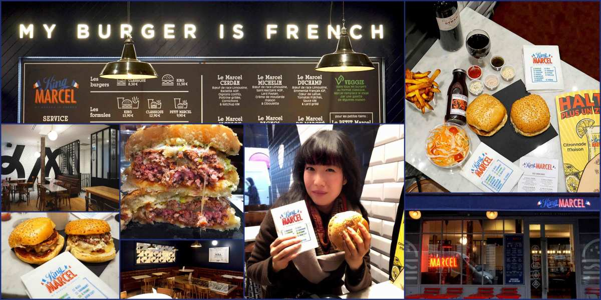 "King Marcel | La success-story du ""My Burger is French"""