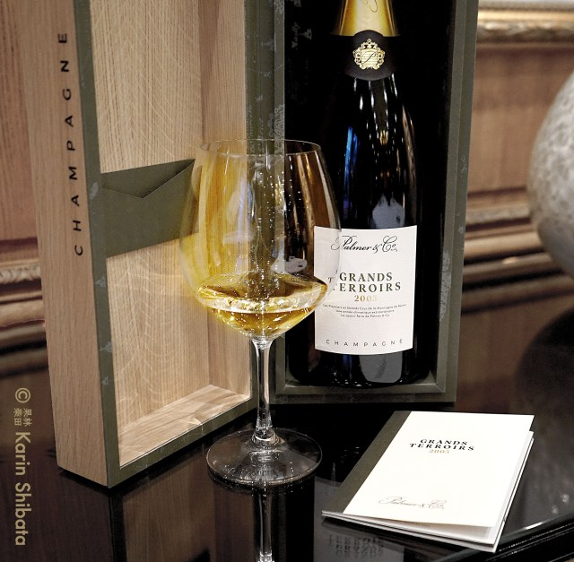 Champagne Palmer & Co. Grands Terroirs 2003 1